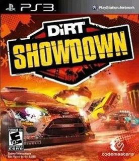Showdown   Off Roading ATV Dirt Bike Trails Racing Crash Jumps PS3 NEW