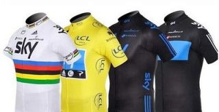 2012 New Cycling Bicycle Bike Jersey Outdoor Sports Short Sleeves