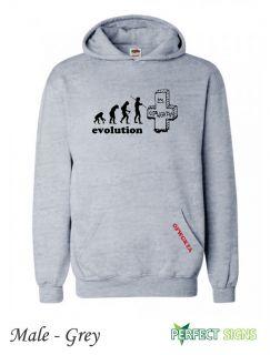 OFWGKTA ODD FUTURE WOLF GANG Evolution Mens Hoodie S 2XL FREE P&P
