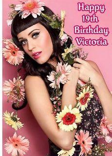 katy perry birthday cards