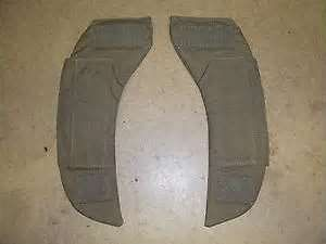SCALABLE PLATE CARRIER SHOULDER PADS / USMC / ARMY / SEAL / MILITARY