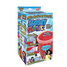 Slushy Magic Original As Seen On TV slush maker New!