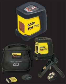 STANLEY 77 153 CL2 FatMax SELF LEVELLING LASER LEVEL