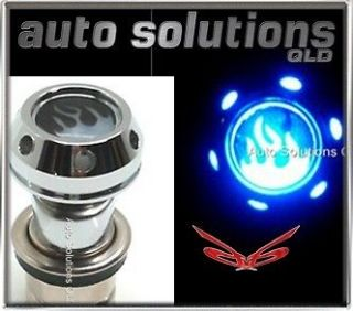 FLAME BLUE LED CIGARETTE LIGHTER FIT FORD NISSAN TOYOTA