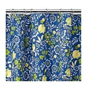 Blue Swag Shower Curtains On Popscreen