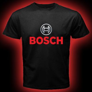 Bosch Tools Logo Germany New Black T Shirt Size S 3XL