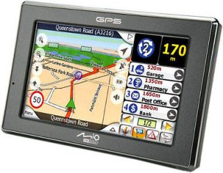 MIO C520 Bluetooth Portable GPS Navigator (from Best Buy Canada)