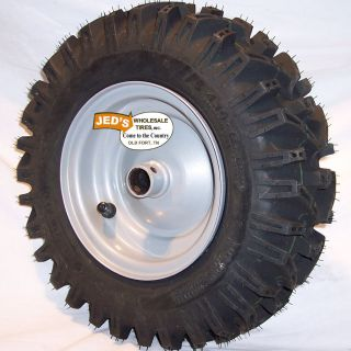 10 6 410 6 Tiller Snow Blower Thrower TIRE RIM WHEEL ASSEMBLY