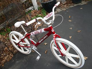 RACING FLOVAL FLYER LOOPTAIL 24 CUSTOM OLD SCHOOL BMX BIKE PK RIPPER