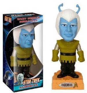 Original Star Trek Series The ANDORIAN Alien Bobble Head by FUNKO