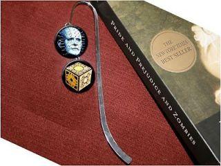 HELLRAISER Pinhead Puzzle Box 5 inch silver Bookmark
