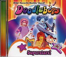 THE DOODLEBOPS ~~~ SUPERSTARS ! ~~~ BRAND NEW CD ~~~