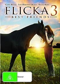 Flicka 3   Best Friends DVD R4 *NEW & SEALED*