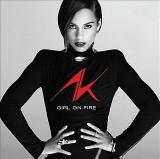 Alicia Keys Girl on Fire brand new cd with only $1 shipping