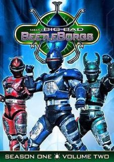 Newly listed BIG BAD BEETLEBORGS SEASON ONE, VOL. 2   NEW DVD BOXSET