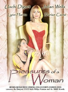 Pleasures of a Woman, Very Good DVD, Lynn Harris, Neola Graef, Uschi