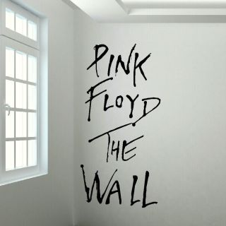 PINK FLOYD LARGE KITCHEN BEDROOM WALL MURAL GIANT ART STICKER DECAL