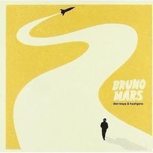 Bruno Mars DooWops & Hooligans 2010 CD Pop Rock Music Album New