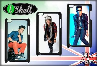 BRUNO MARS IPOD TOUCH 4 4G 4TH GEN IPHONE HARD CASE COVER