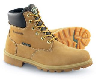Mens Dunham Summit Waterproof Insulated 6 Work Boots Medium D & X