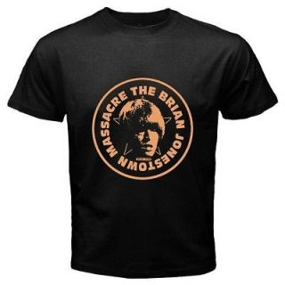 New The Brian Jonestown Massacre Mens Black T Shirt Size S M L XL 2XL