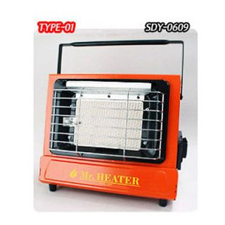 KOVEA] Type01. Heater BIG Size SDY 0609 for outdoor by butane gas