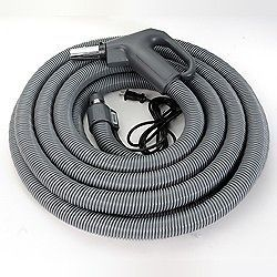 Broan NuTone CENTRAL VACUUM SYSTEM DUAL VOLTAGE CRUSHPROOF HOSE BN32DV