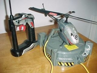 Air Hogs Prototype Remote Control Helicopter w/Remote Made by