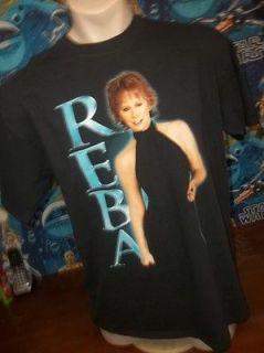 REBA McENTIRE   2004 tour vintage t shirt XL