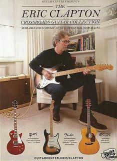 Eric Clapton Martin 000 28EC Crossroads Guitar Collection Fender