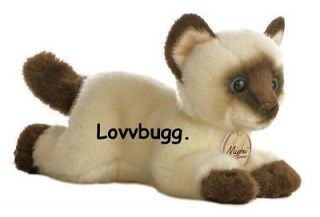Newly listed Siamese Cat Perfect Pet for American Girl doll LOVVBUGG