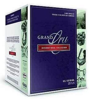 Newly listed Grand Cru International Italian Barolo Wine Making Kit
