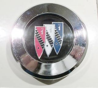 NOS 1978 1979 1980 Buick Regal Center Rally Wheel Cover Emblem PN 5