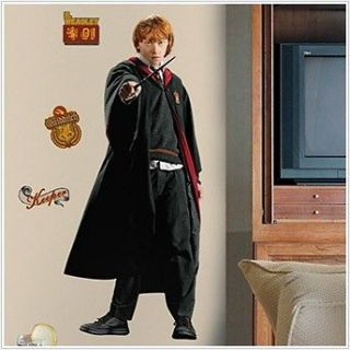 New RON WEASLEY GIANT WALL DECAL Harry Potter Stickers