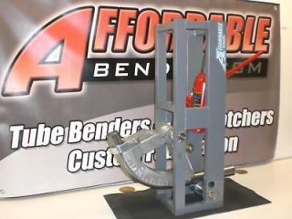 Affordable Bender Roll Cage Tube Bender 1 3/4 tacoma preruner, baja