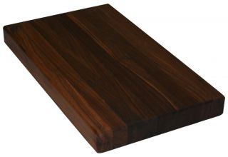 Walnut Hardwood Butcher Block Cutting Boards