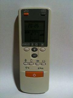 Fujitsu Air Conditioner Remote Control AR JW19