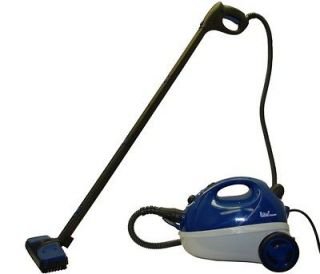 Heavy Duty 1500 Watt Canister Steam Cleaner W/Accessories Powerful