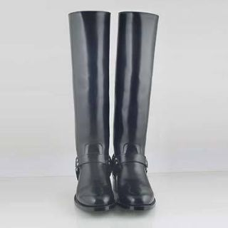 423f44b5b42 CP Harnes Men Motorcycle Police patrol Leather Fashion Tall Boots All on  PopScreen