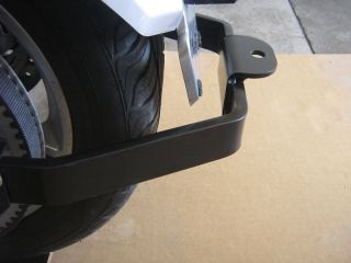 Can Am Spyder RS Trailer Tow Hitch