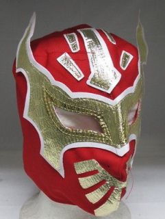 SIN CARA,MASK BIRTHDAY REY MYSTERIO GIFTS WWE,RAW WRESTL ING,LUCHA