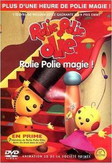 Rolie Polie Olie   Rolie Polie Magie New DVD