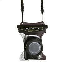 DiCAPac WP610 Large Camera Waterproof Case for Canon G5/7/9