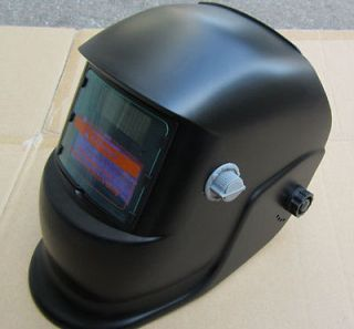 Quality Solar Automatic Welding Mask Helmet Carbon Fiber Black