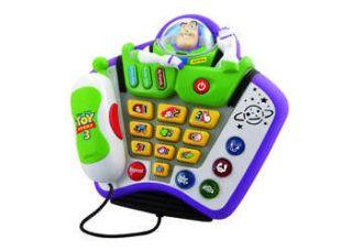 Vtech   Toy Story 3 Buzz Lightyear Talk&Teach Phone