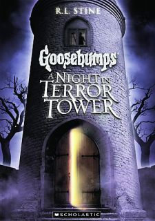 Newly listed Goosebumps   A Night in Terror Tower DVD, Brand New