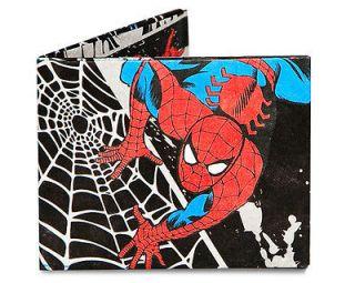 Dynomighty Marvel Comic Spider Man bifold MIGHTY WALLET tyvek