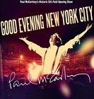 Paul McCartney Good Evening New York live 2CD DVD NEW