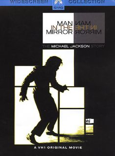 Man in the Mirror The Michael Jackson Story (DVD, 2005) Sealed