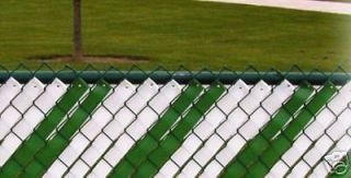 PRIVACY WEAVE FOR CHAIN LINK FENCE REDWOOD Privacy NEW
